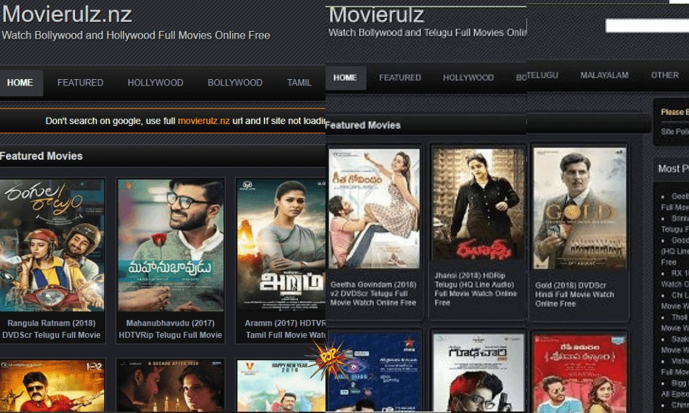 movierulz home page