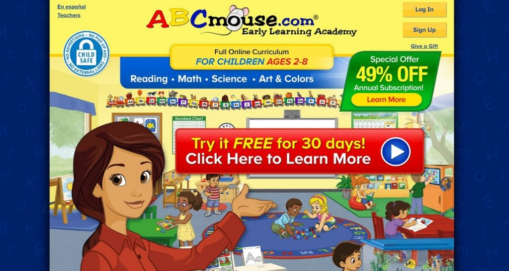 ABCMouse tool