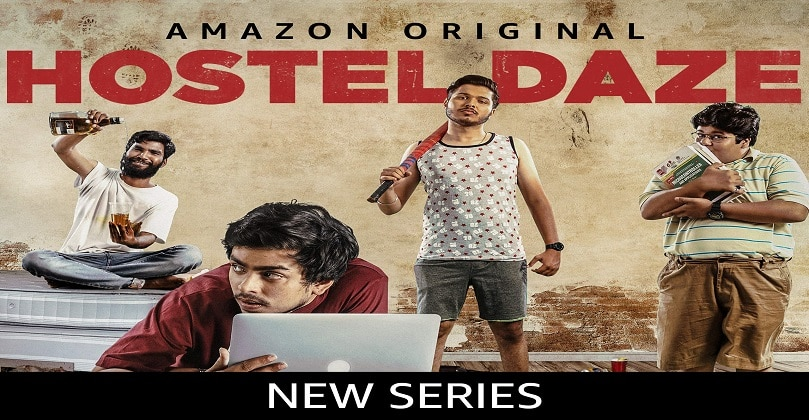Hostel Daze Season 2 Hindi Web Series