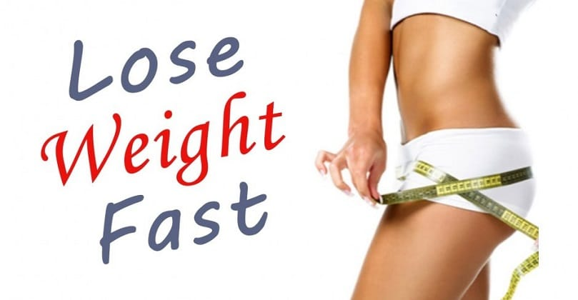 How to Lose Weight Faster, But Safely Lose Weight