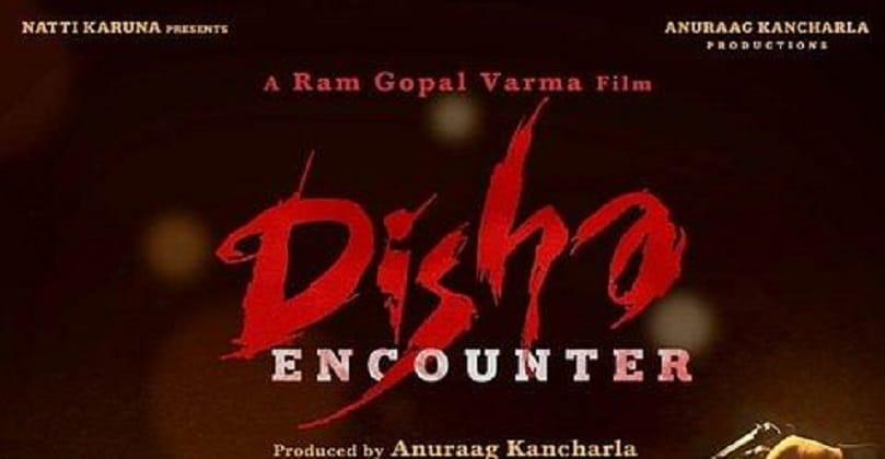 Disha Encounter movie