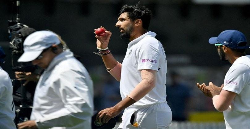 Ishant Sharma joins India's elite 100-Test club