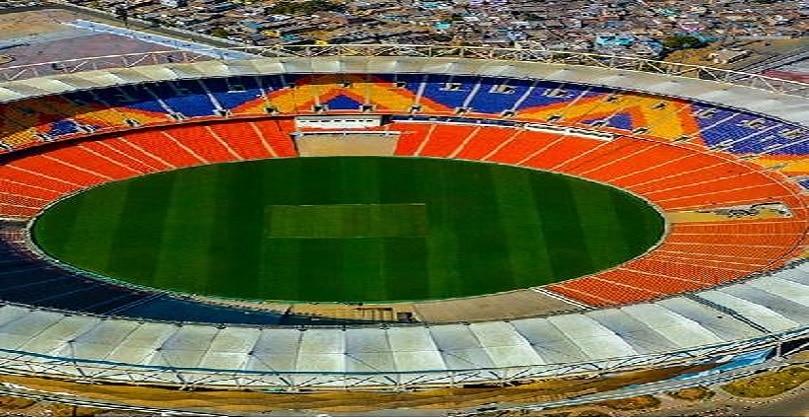 Motera stadium renamed after PM Narendra Modi, the complex still has Sardar Patel's name