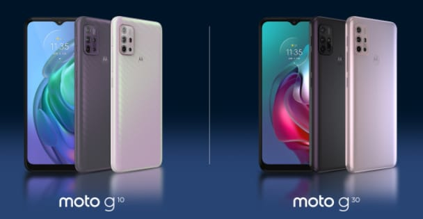 Moto G30, Moto G10 India Launch Tipped to Take Place in March