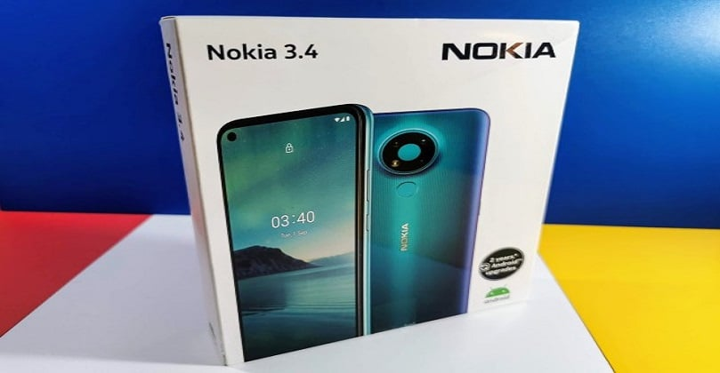 Nokia 5.4, Nokia 3.4 launched at India Check price, camera