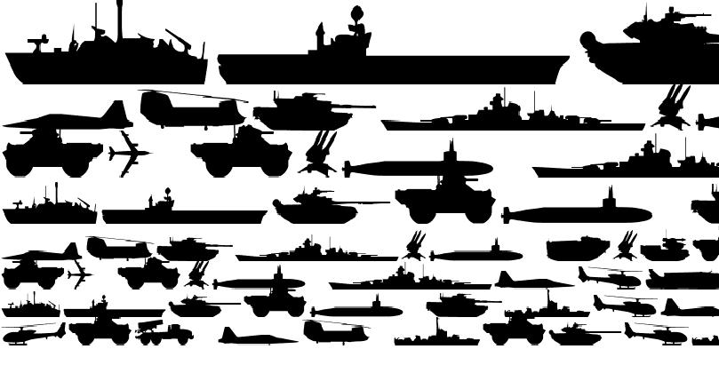 Military RPG Font - Download Free for Desktop & Webfont