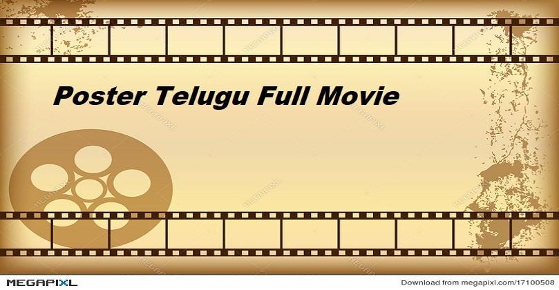 Poster Telugu Full Movie