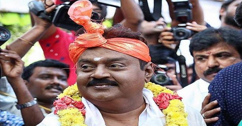 Vijayakanth Profile, Height, Age, Family, Wife, Affairs, Biography