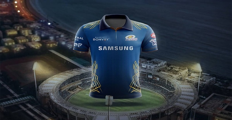 IPL 2021 Mumbai Indians unveil new jersey with five elements of the universe