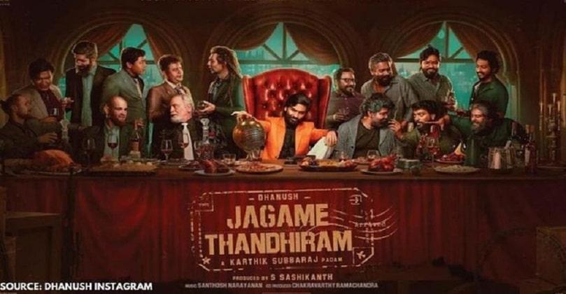 Jagame Thandhiram 2021 Movie Download In Isaimini Moviesda Tamilyogi
