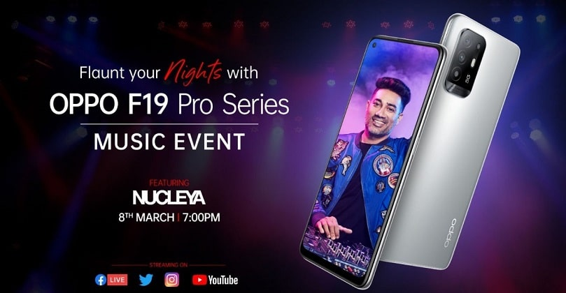Oppo F19 Pro+ 5G phone launched with 48MP triple cameras: Price, specifications, and features