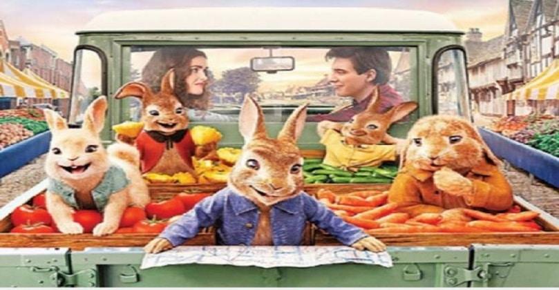 Peter Rabbit 2: The Runaway Movie Download isaimini Moviesda
