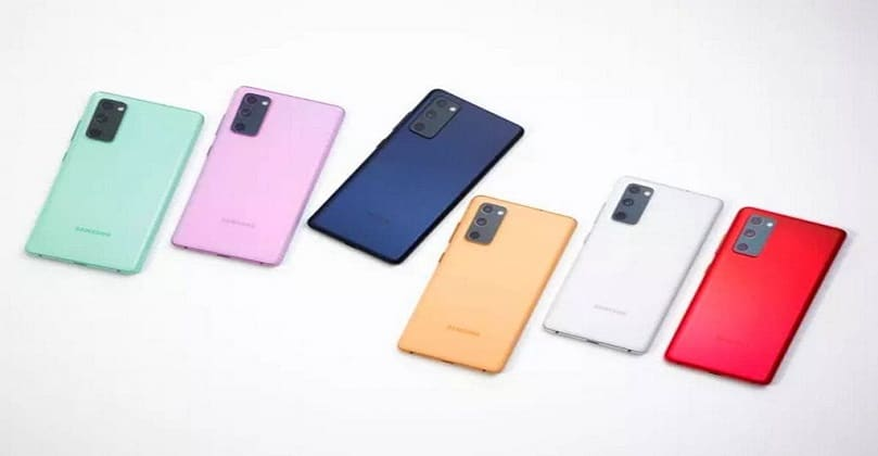 Samsung Galaxy S20 FE 5G Price in India, Specifications