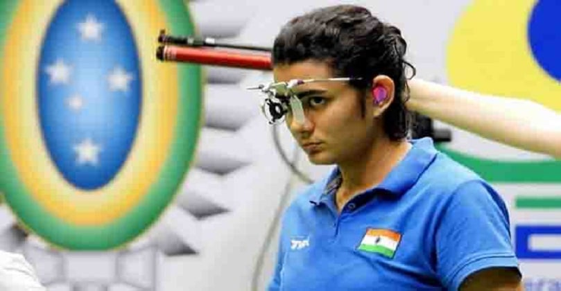 ISSF World Cup: Yashaswini Deswal Wins 2nd Gold For India In 10m Air Pistol Team Event