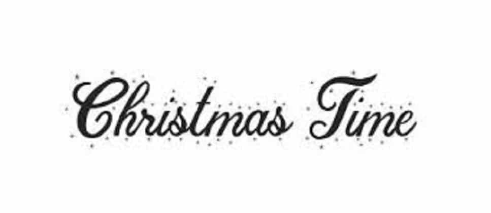 Christmas Time - Font Family (Typeface) Free Download