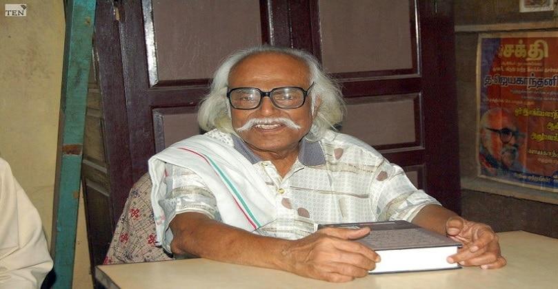 Jayakanthan Biography