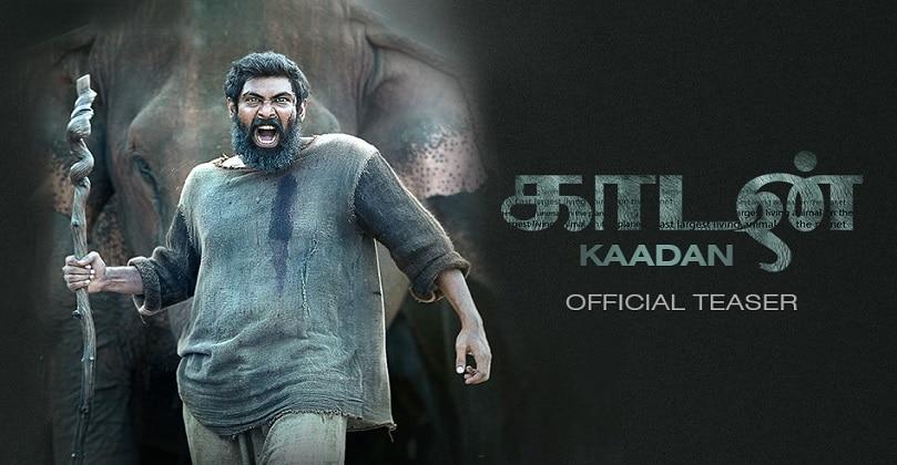 Kaadan Tamil Full Movie Download Isaimini Moviesda Tamilyogi