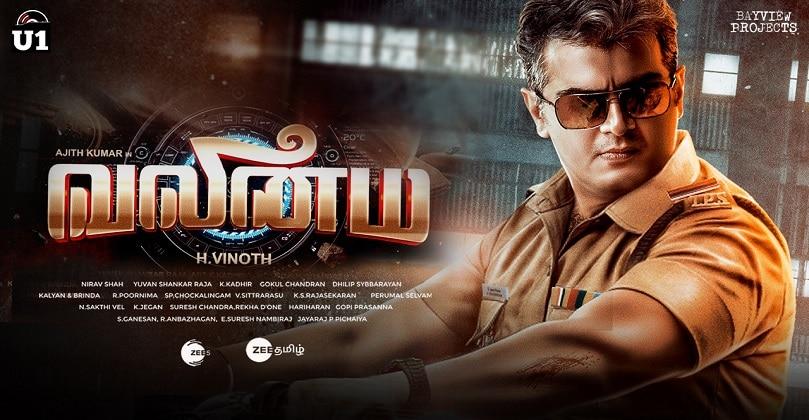 Valimai movie download in isaimini Moviesda Tamilyogi Movierulz