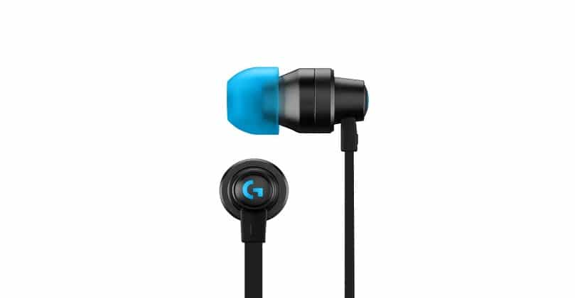 Logitech G333 Gaming Earphones with Mic and Dual Drivers