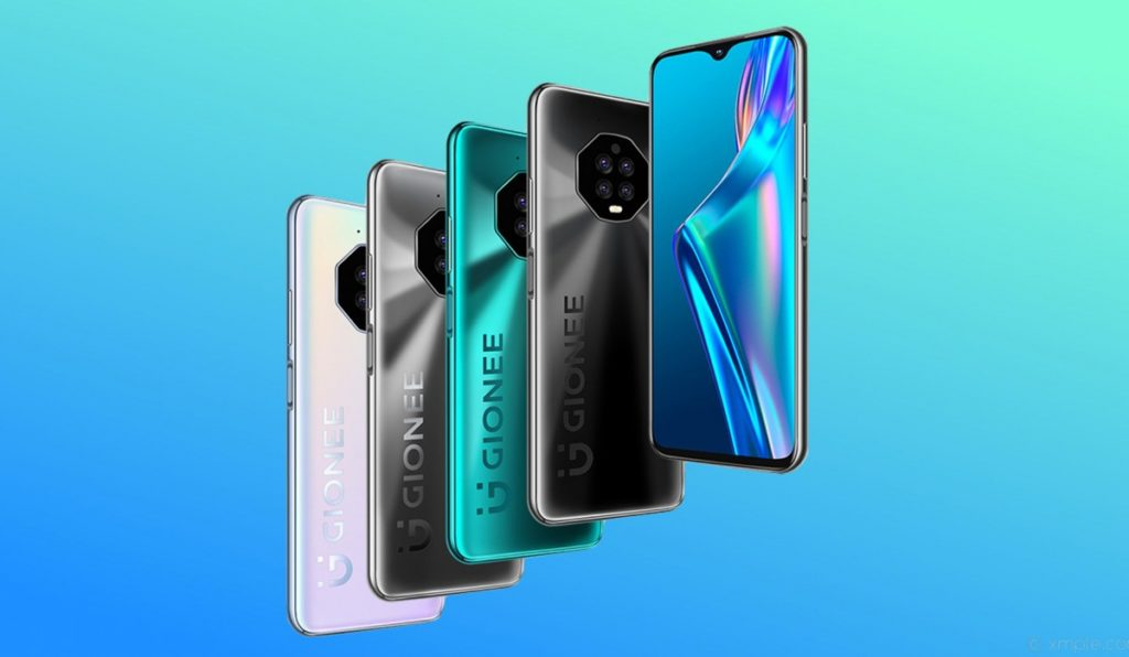 Gionee M3, with MediaTek Helio P60 processor, goes official
