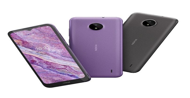 Nokia C20 Price in India, Full Specifications