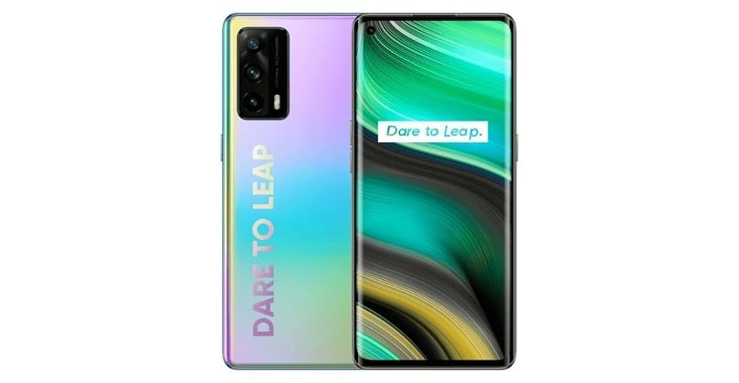 Realme X7 Pro Ultra with 6.55-inch FHD+ 90Hz AMOLED curved display