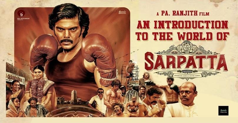 Sarpatta Parambarai movie