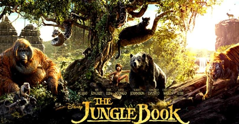 The Jungle Book Tamil Movie