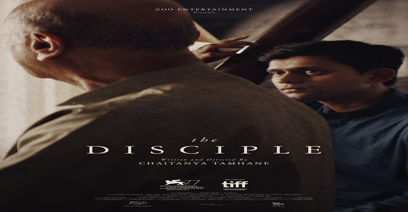 The disciple web series on Netflix - The disciple web series Download