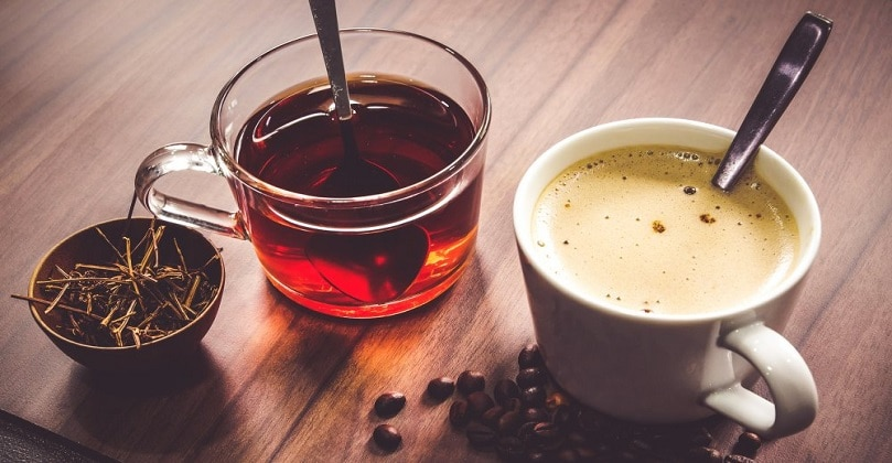 Tea or coffee: Which drink is better for you?