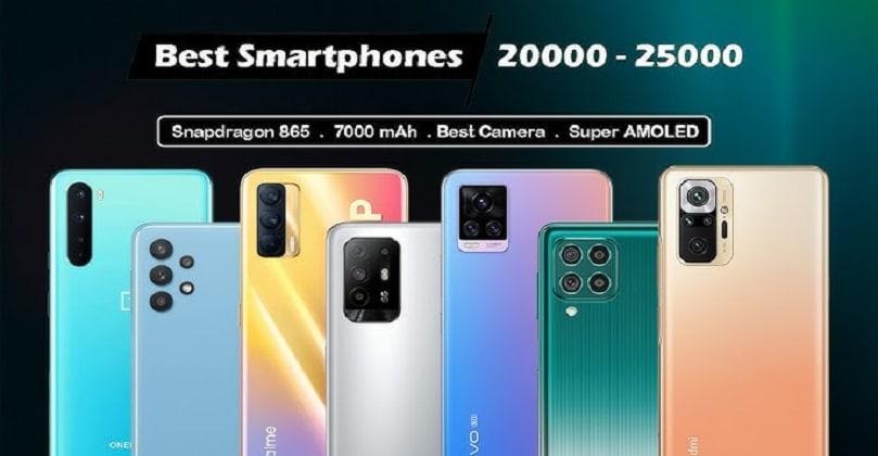 List of best 5G smartphones