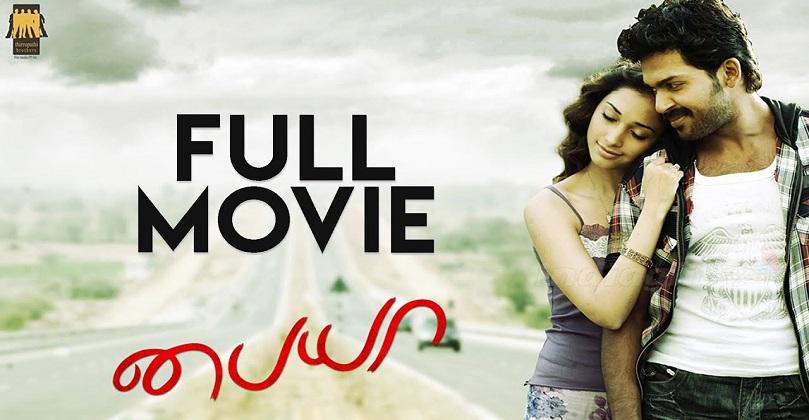 Paiyaa Tamil Movie