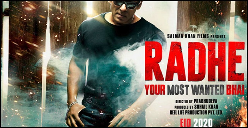 radhe your most wanted bhai movie